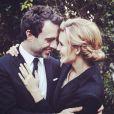 Maggie Grace et Matthew Cooke sur Instagram, le 18 février 2015
