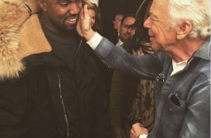 Fashion Week : Kanye West rencontre son idole, Emily Mortimer radieuse