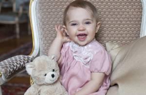 Princesse Leonore de Suède : Little Miss Sunshine pour son 1er anniversaire !