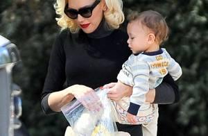 Gwen Stefani : Après-midi sportive avec ses fils Kingston, Zuma et Apollo