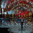 Neil Patrick Harris anime la 87e cérémonie des Oscars au Dolby Theatre à Hollywood, Los Angeles, le 22 février 2015.