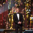 Neil Patrick Harris, maître de cérémonie la 87e cérémonie des Oscars au Dolby Theatre à Hollywood, Los Angeles, le 22 février 2015.