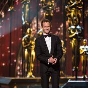 Oscars 2015 : Neil Patrick Harris en slip sur scène, fier face à son chéri