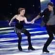 Le prince Emmanuel-Philibert de Savoie à la télé italienne dans  Dancing On Ice , samedi 21 février 2015 à Rome.