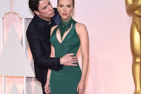 Scarlett Johansson et le baiser de John Travolta : ''Rien d'inapproprié''