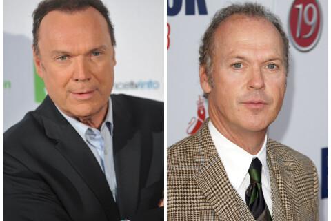 Michael Keaton : ''Julien Lepers ? Il passerait facilement pour mon frère''