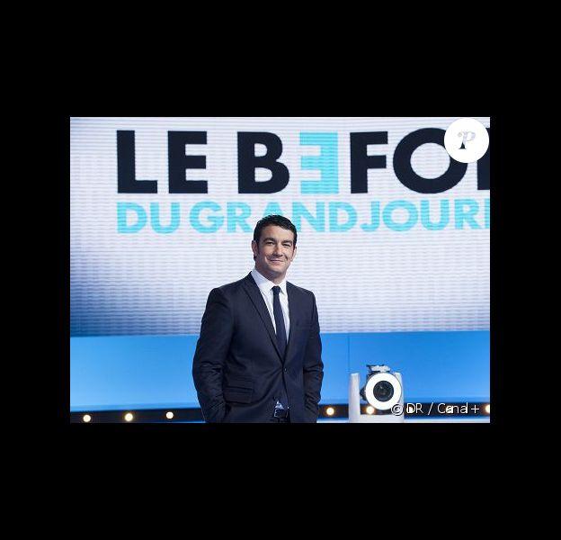 Thomas Thouroude présente Le Before du Grand Journal, du lundi au vendredi à 18h15 sur Canal+.