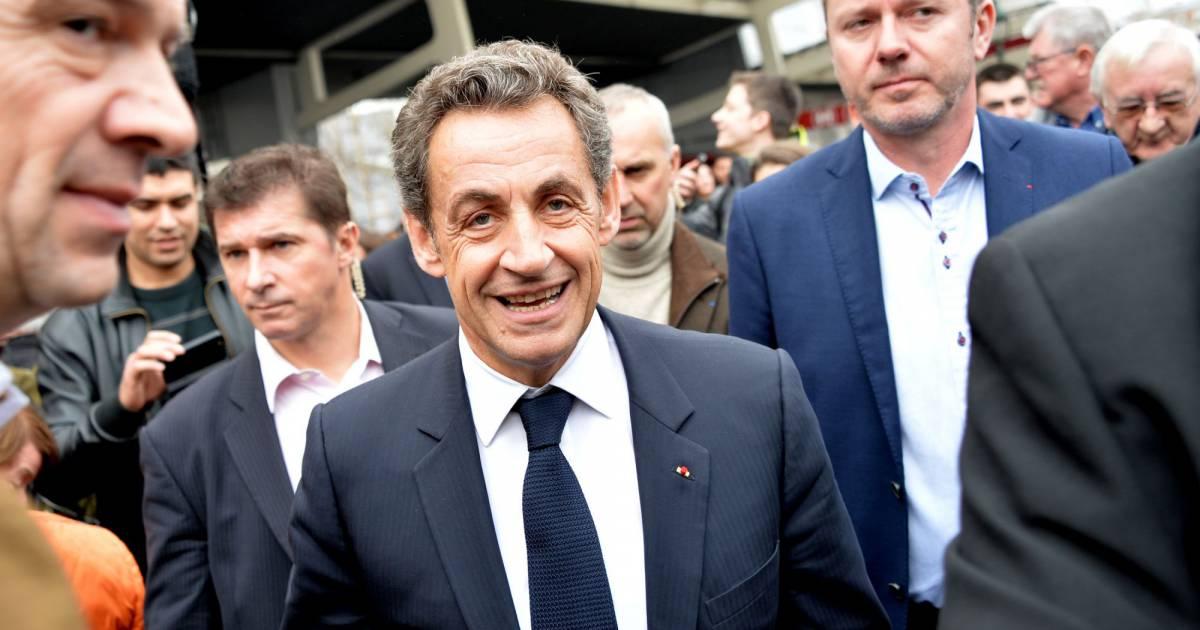 Nicolas sarkozy visite le salon international de l for Sarkozy salon agriculture