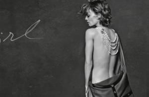 Vanessa Paradis : Nue pour Chanel face à Kristen Stewart, captivante