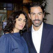 Robert Pirès et son épouse Jessica : De retour en France pour la Fashion Week