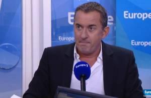 Christophe Dechavanne : 'Ma fille s'est disputée avec quelqu'un à cause de TPMP'