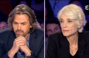 ONPC : Françoise Hardy accable Aymeric Caron et sa ''jouissance sadique''...