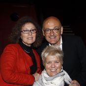 Mimie Mathy et son époux célèbrent Michel Fugain et ses 50 ans de carrière