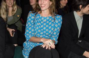 Fashion Week : Lou Doillon et Salma Hayek amoureuse, stars du show Saint Laurent