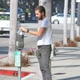 Exclusif - Shia LaBeouf à Beverly Hills le 3 février 2015.
