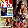 Magazine  Ici Paris  en kiosques le 11 mars.