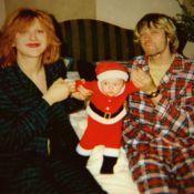 Kurt Cobain, jeune papa : Images bouleversantes du doc ''Montage of Heck''