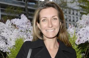 Anne-Claire Coudray : La journaliste enceinte de son premier enfant !