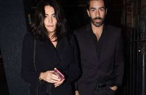 Robert Pirès et Jessica : Couple stylé à Londres entouré de top models