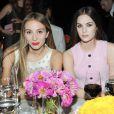 Harley Viera-Newton, Laura Love au dîner Claiborne Swanson Frank's Young Hollywood organisé par Michael Kors dans une résidence privée de Beverly Hills, Los Angeles, le 16 mars 2015