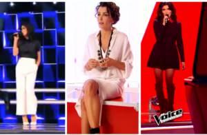 Jenifer dans The Voice 4 : Plus femme que jamais avec un look sexy et glamour !