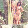 Somayeh et Nathalie (Secret Story 8) : Elles se dénudent à Rio pour Les Anges 7