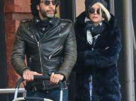 Carlos Leon papa : L'ex de Madonna et père de Lourdes de sortie avec son bébé