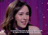 Aurora Ramazzotti : La sublime fille d'Eros se confie pour sa première interview