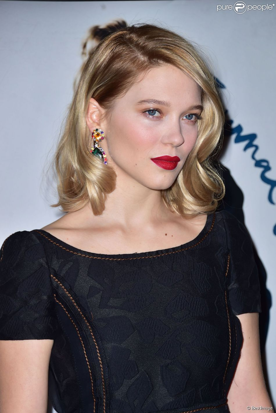 l a seydoux un bel ange sur tapis rouge qui peut 39 39 aussi tre moche 39 39 purepeople. Black Bedroom Furniture Sets. Home Design Ideas