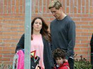 Fernando Torres : Heureux papa avec ses enfants et sa belle Olalla