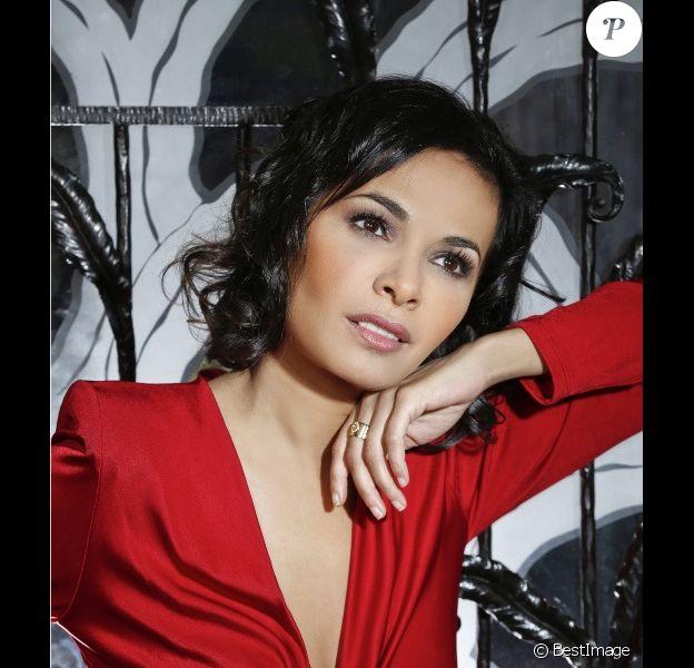 Exclusif - Portrait de l'actrice Saïda Jawad.