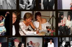 Carla Bruni, Lady Di, Madonna... Le photographe Dave Benett dévoile ses trésors