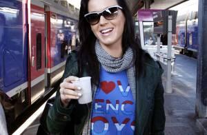 PHOTOS : Quand Katy Perry passe à Paris, elle fait tout pour séduire les frenchies !