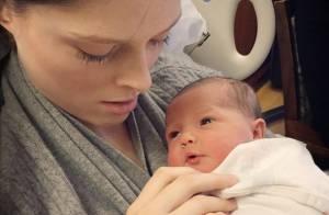 Coco Rocha a accouché : Le top model présente sa fille, Ioni James