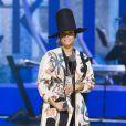 Erykah Badu lors de la cérémonie Black Girls Rock au NJ Performing Arts Center. Newark, le 28 mars 2015.