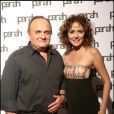 Gregori Piazzalunga et Valeria Golino