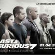 Bande-annonce de Fast & Furious 7.