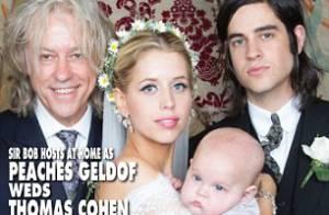 Peaches Geldof, 1 an déjà : Ses proches préparent deux mariages...