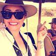 Demi Lovato a décidé de faire recouvrir son tatouage en forme de lèvres, sur Instagram le 25 août 2013