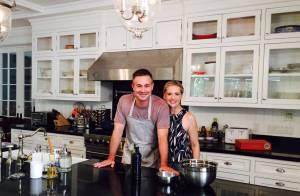Sarah Michelle Gellar : Son mari Freddie Prinze Jr. se lance dans la cuisine !