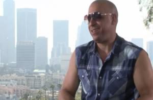 Vin Diesel rend un ultime hommage à Paul Walker... en chantant (faux)