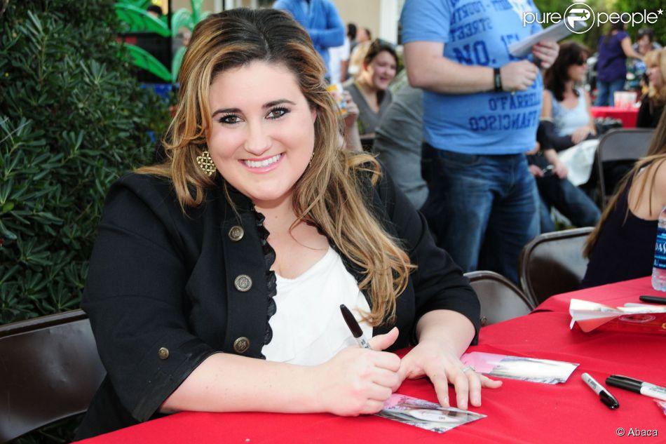 KayCee Stroh à Los Angeles, le 11 décembre 2010.