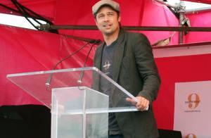 Brad Pitt en chef de chantier