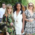 Megan Reynolds, Joyann King, Chrissy Rutherford et Kerry Pieri lors du Harpers Bazaar Brunch au Soho Desert House, La Quinta, le 11 avril 2015