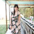 Daisy Lowe lors du Harpers Bazaar Brunch au Soho Desert House, La Quinta, le 11 avril 2015