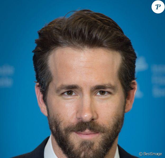 "Ryan Reynolds - Photocall du film ""Woman in Gold"" lors du 65ème festival international du film de Berlin (Berlinale 2015), le 9 février 2015."
