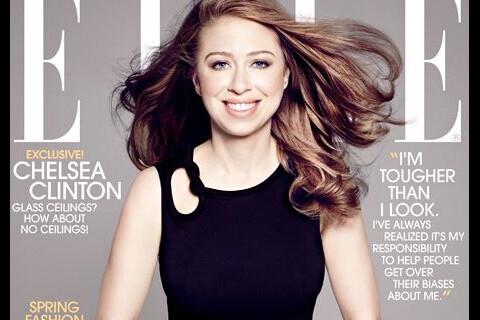 Chelsea Clinton, radieuse après bébé, parle de sa ''parfaite'' petite Charlotte