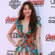 """Claudia Kim à la première de """"Avengers: Age Of Ultron"""" à Hollywood, le 13 avril 2015."""