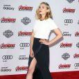 """Elizabeth Olsen à la première de """"Avengers: Age Of Ultron"""" à Hollywood, le 13 avril 2015."""
