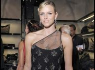 REPORTAGE PHOTOS EXCLUSIF : Charlene Wittstock toujours aussi fashion !